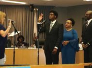 New LAUSD student school board member sworn in
