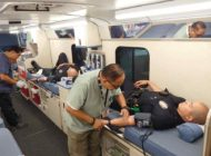 Donate blood with the LAPD and help save lives