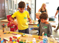 Hammer Museum presents  fun 'Family Day' festival