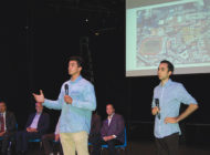 Beverly Hills students rally against Purple Line project