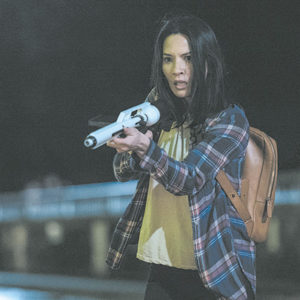 "Olivia Munn portrays scientist Casey Bracket in ""The Predator,"" the latest film in the franchise based on the 1987 film ""Predator. (photo courtesy of 20th Century Fox)"