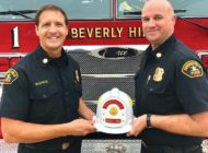 BHFD names deputy fire chief