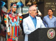 L.A. prepares for first Indigenous Peoples Day