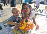 Ghoulish fun at Hancock Park Elementary School's 'Harvest Carnival'