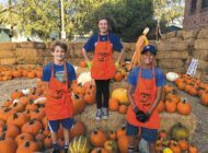 Pick the perfect pumpkin at Wilshire Rotary's annual patch