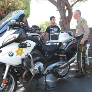 The West Hollywood Sheriff's Station is continuing its efforts to address homelessness in the city and other issues, such as a rise in petty theft, mentioned in the city's public safety update. (photo by Joshua Barash)