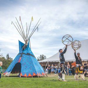 Native American artworks, performances, crafts and food will be included in the Autry's 28th annual American Indian Arts Marketplace. (photo courtesy of the Autry Museum of the American West)