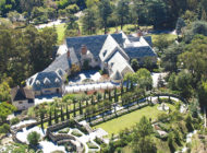 Tour the historic Beverly Hills Doheny Greystone Mansion
