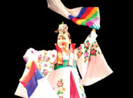 Traditional and contemporary Korean dance on display