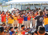LA Phil launches Camino Nuevo site for free music education program