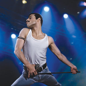 "Rami Malek stars as Queen front man Freddie Mercury in the biopic ""Bohemian Rhapsody."""