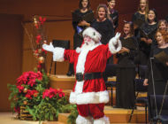 Los Angeles Master Chorale's Christmas concerts highlight British carols, Disney tunes