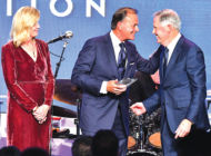 Caruso presented with Navy SEAL Foundation Patriot Award