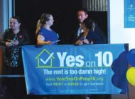 Proposition 10 rejected by voters