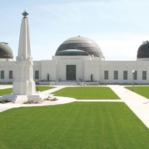 Special events are planned at the Griffith Observatory on Dec. 21, the day with the shortest amount of daylight during the entire year. (photo courtesy of the Griffith Observatory)