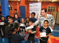 Disney actor teams with Hollywood Presbyterian  to provide holiday fun for Boys & Girls Club