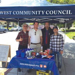 Community stakeholders can announce their candidacy for Mid City West Community Council on Feb. 17 for the June 2 election. (photo courtesy of Mid City West Community Council)