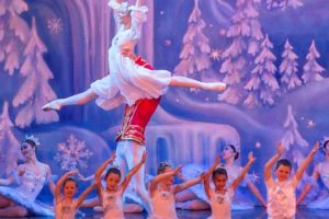"Over 80 student dancers from the Los Angeles area will perform as mice, snowflakes and more alongside Moscow Ballet's professional ballerinas in the ""Great Russian Nutcracker."" (photo courtesy of Moscow Ballet)"