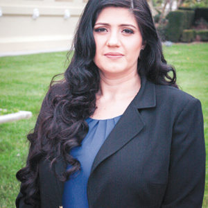 Catalina Cifuentes will help guide student progress in her new position with the California Department of Education. (photo courtesy of the California Department of Education)