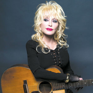 Dresses and apparel worn by iconic artist Dolly Parton will be showcased in a new exhibit at the Grammy Museum. (photo by JB Rowland)