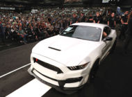 Rare 2015 Ford Shelby Mustang sells to benefit Petersen