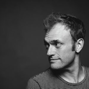 """Chris Thile hosts the """"Live from Here,"""" the weekly live public radio performance known for its folk musicians and tongue-in-cheek radio drama. (photo by Nate Ryan)"""