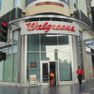 A security guard who shot and killed a man in a Hollywood Walgreens is facing a murder charge. (photo by Edwin Folven)