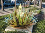 Outdoor art brings desert landscape to WeHo