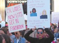 Newly elected local women highlight third annual Women's March in downtown LA