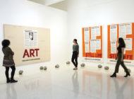 Hammer opens exhibition showcasing  conceptual artist Allen Ruppersberg
