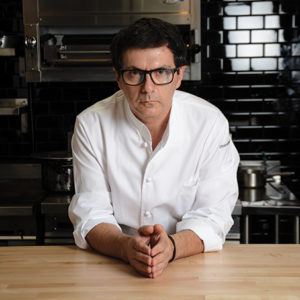 Chef Christophe Émé