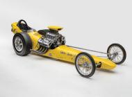 Petersen exhibit showcases historic race cars