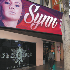 The Los Angeles City Attorney's Office has filed numerous charges against the owner of Playhouse Nightclub on Hollywood Boulevard alleging repeated violations such as overserving patrons, selling alcohol after hours and failing to provide security. (photo by Edwin Folven)