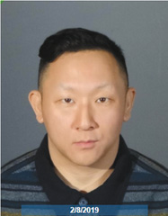 A booking photo of Daniel Sohn, who allegedly impersonated a police officer, was released in an effort to determine whether he is responsible for other crimes. (photo courtesy of the LASD)