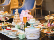 Enjoy tea and macarons at The Peninsula