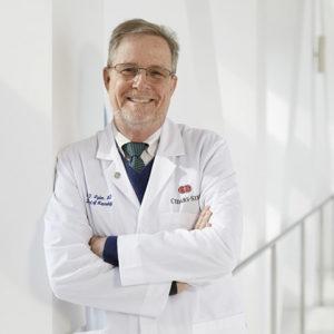 Dr. Patrick D. Lyden (photo courtesy of Cedars-Sinai Medical Center)