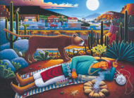 The Autry showcases works by artist David Bradley
