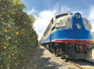 Ride with Fillmore & Western for an adventure on the rails