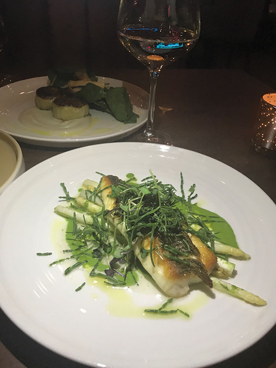 Pacifique Pleases Your Palate Park Labrea News Beverly