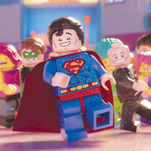 "Something isn't right with Superman, Green Lantern and others who went missing in the newest installment of the ""Lego Movie"" series. (photo courtesy of Warner Bros. Pictures)"