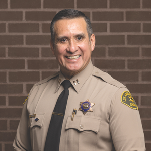 Capt. Capt. Ed Ramirez took the reins at the West Hollywood Sheriff's Station on March 24. (photo courtesy of the city of West Hollywood)