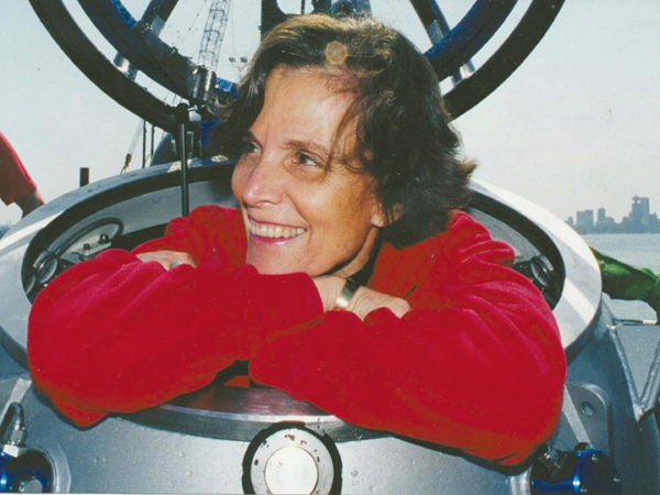 Dr. Sylvia Earle will be the honored guest at the annual Beastly Ball fundraiser in May at the Los Angeles Zoo. (photo courtesy of GLAZA)
