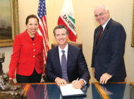 Newsom designates Kounalakis as international affairs and trade rep