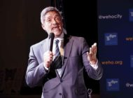 Duran steps down as West Hollywood mayor, stays on council