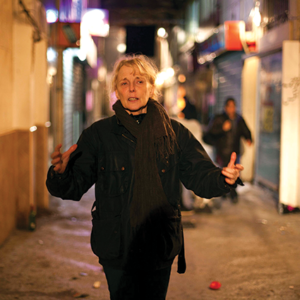 """Director and screenwriter Claire Denis will be at the Aero Theatre in Santa Monica for a celebration of her movies. Her newest film, """"High Life,"""" comes out on April 5. (photo courtesy of A24)"""