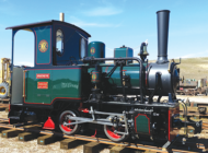 'Railfest' brings vintage trains to Fillmore this weekend