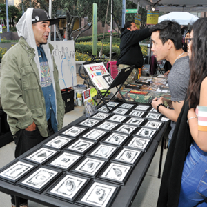 Our L.A. Voices – L.A. Arts Festival is one of several free events scheduled for Grand Park this spring. (photo Courtesy of Grand Park/The Music Center)