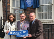 Mulholland's legacy heralded in his hometown