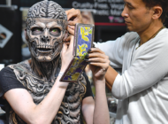 'Monsterpalooza' celebrates  frightening movie magic