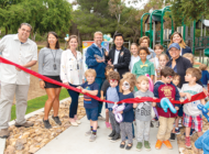 New playground opens in Griffith Park's Vermont Canyon